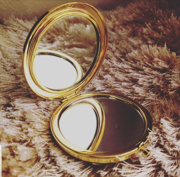 Ebony's mirror