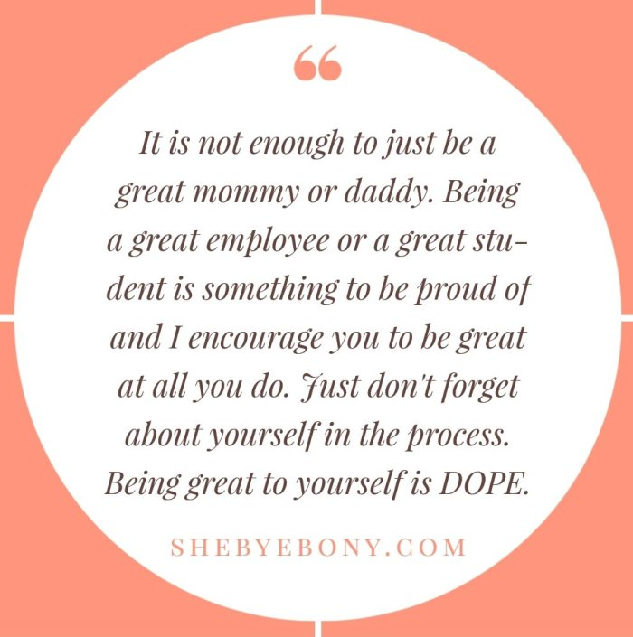 Be Dope! (The Ebony List)