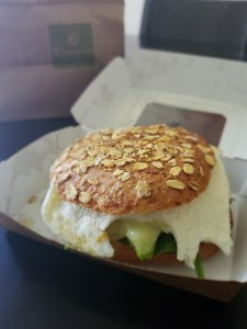 Avocado, Egg White & Spinach (Panera Bread)