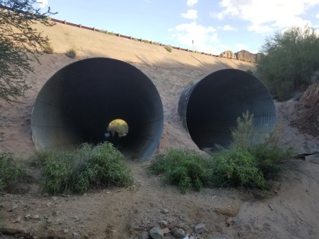 Tunnels...